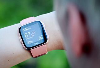 Den peneste Fitbit-en til nå