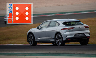image: Jaguar imponerer: Den beste elbilen vi har kjørt