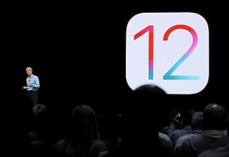 Her er de viktigste nyhetene i Apples store oppdatering