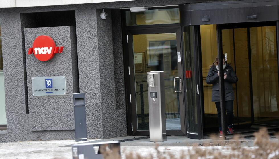 <strong>FLERE FÅR FEIL:</strong> Årsrapporten til Nav viser at det ble gjort feilutbetalinger på over 864 millioner kroner i til sammen 40.341 saker, en økning på 18 prosent fra 2016. Foto: Lise Åserud/NTB Scanpix.