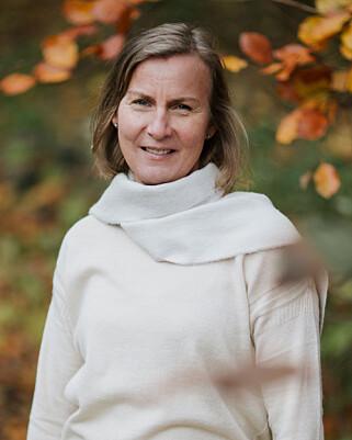 TRUER: Direktør Elisabeth Aarsæther i Nkom, mener Telenor bryter loven. Foto: Nkom