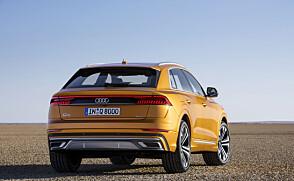 Audi går for prestisje med nye Q8