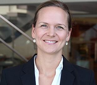 Elin Sinervo er direktør for Audi i Norge. Foto: Møller Mobility