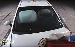 image: Så utrolig mye sikrere er de nye bilene