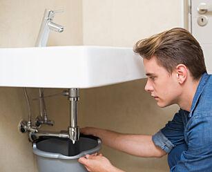 image: Dette kan sikre deg mot vannlekkasjer hjemme