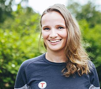 FJELLTURISME: Stadig flere bruker DNT-hyttene i sommerferien, forteller kommunikasjonrådgiver Mari Stephansen. Foto Marius Dalseg Sætre