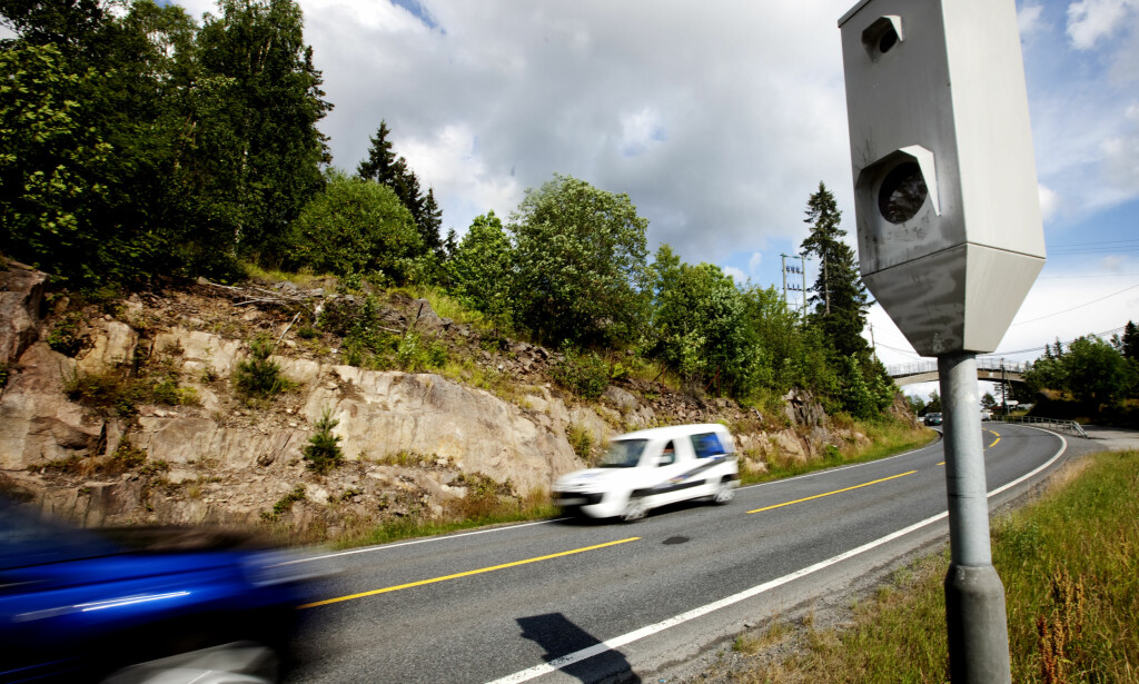 SOVENDE POLITIMANN: Klengenavnet står ikke i stil til effektiviteten. Foto: Kyrre Lien / SCANPIX