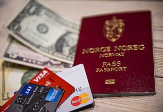 Bestilt nytt pass til ferien?