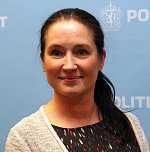 NØDPASS: Du får nødpass, forsikrer Heidi Vinsrud, seksjonssjef ved forvaltningsseksjonen i Øst politidistrikt. Foto: Politiet