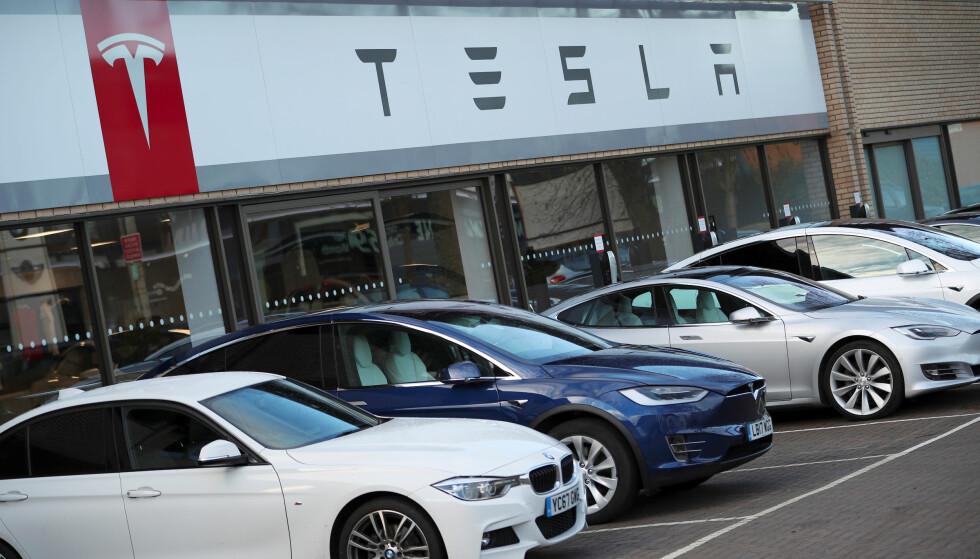 KAN GJØRE ET KUPP? Ifølge finn.no sin forretningsutvikler er det mulig å gjøre et godt kjøp på en Tesla nå.