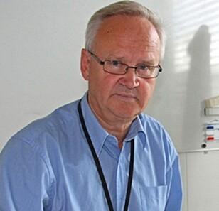 <strong>STRAFFES HARDT:</strong> Skattesvik kan straffes med flere års fengsel, advarer skattekrimsjef i Skatteetaten, Jan-Egil Kristiansen.