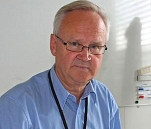 ADVARER: Skygg unna omreisende håndverkere, råder skattekrimsjef i Skatteetaten Jan-Egil Kristiansen. Foto: Skatteetaten