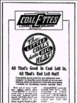REKLAME: Ifølge kona hentet Billy Durant inspirasjon til Chevy-logoen i denne reklamen. Trykk på bildet for å se hele annonsen, som er fra 12.11.1911.