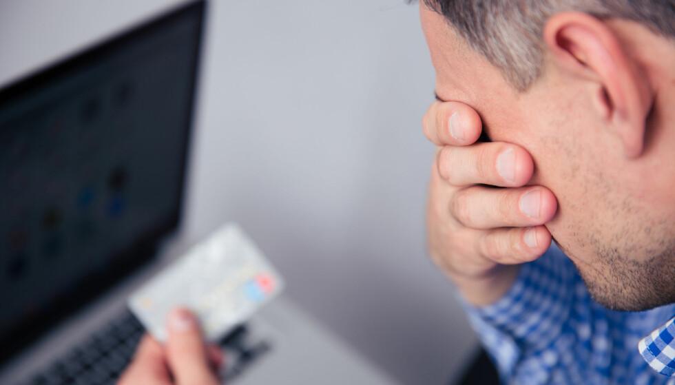 IKKE FORTVIL: Alt er ikke nødvendigvis tapt om svindlerne har klart å lure deg. I mange tilfeller kan du få pengene tilbake. Foto: ESB Professional/Shutterstock/NTB scanpix