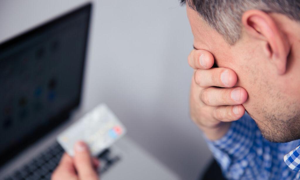 image: Blir du svindlet, bør du gjøre mer enn å sperre kortet