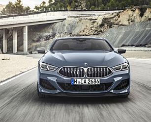 image: BMW lanserer sin helt nye modell