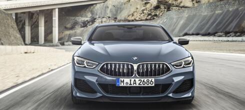BMW lanserer sin helt nye modell