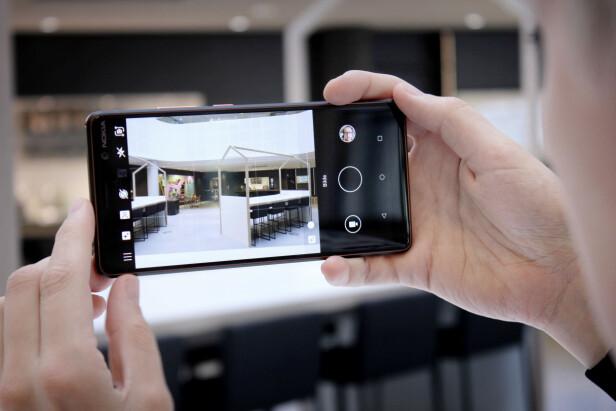 SKYT OG SJEKK: Å ta bilder med Nokia 7 Plus er en berg-og-dal-bane. Noen ganger får vi kjempefine bilder, andre ganger blir de alt annet. Men alt i alt gjør kameraet en helt grei jobb for prisen; så lenge du sørger for nok lys. Foto: Ole Petter Baugerød Stokke