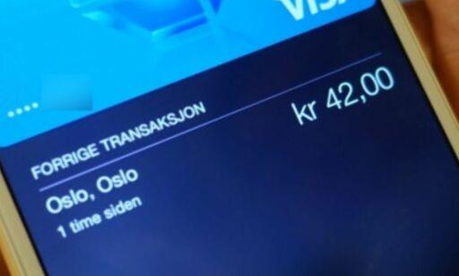 image: Nå er Apple Pay lansert i Norge