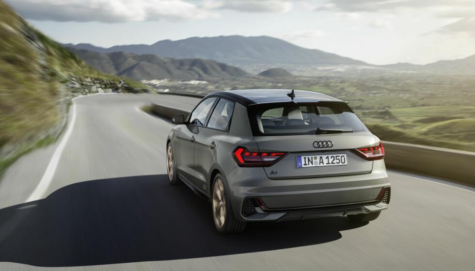 LOVER DYNAMIKK: Med designreferanser til fordums rally-storheter og oppdaterte kjøreegenskaper, vil kundene forvente inspirerende kjøredynamikk. Foto: Audi