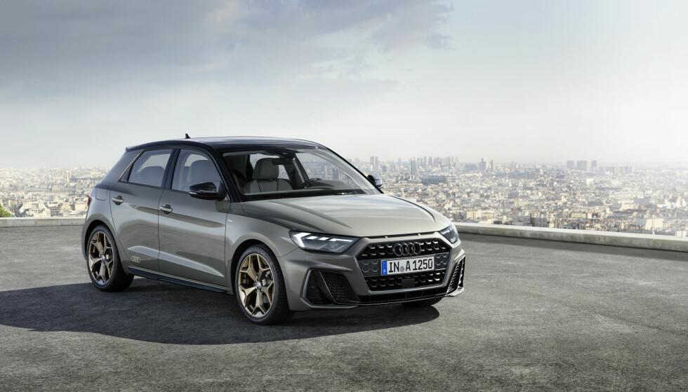 VELKOMMEN ETTER: Nesten 8 år etter at A1 debuterte, kommer en helt ny generasjon. Den er basert på plattformen som ble innviet av Seat Ibiza i fjor. Foto: Audi