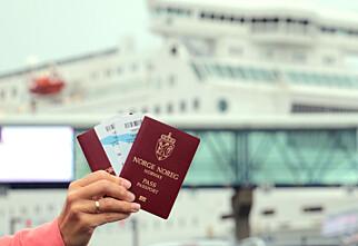 Derfor er det krav om å ha med pass på danskebåten