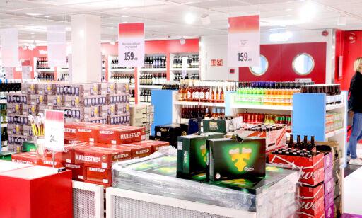 image: «Danskebåt-alkoholen» som kan kjøpes billigere i Danmark