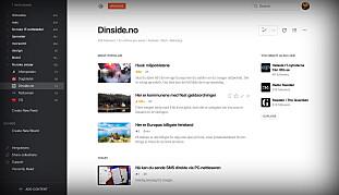 Med en RSS-tjeneste som Feedly kan du enkelt følge med på flere nettsteder fra ett og samme sted. Skjermbilde: Pål Joakim Pollen