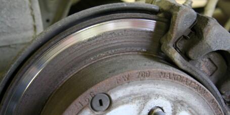 Rustne bremser – den nye bilsykdommen