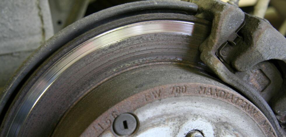 image: Rustne bremser – den nye bilsykdommen