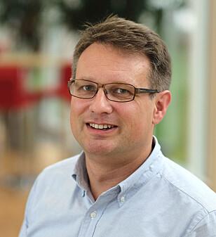 HØY RISIKO: Kommunikasjonsrådgiver Sigmund Clementz i Europeiske Reiseforsikring forklarer at områder med høy risiko ikke er hva reiseforsikring er ment for. Foto: Europeiske