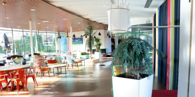 image: The Reef hotell: Føles som en sliten forlengelse av danskebåten