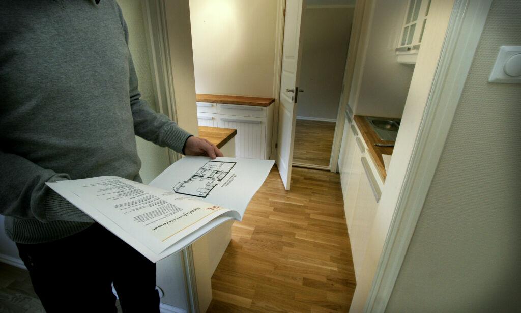 image: Fuktskader: Dette kan du risikere ved boligkjøp uten tilstandsrapport
