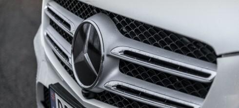 Full registerings- og utleverings-stopp av Mercedes-modeller