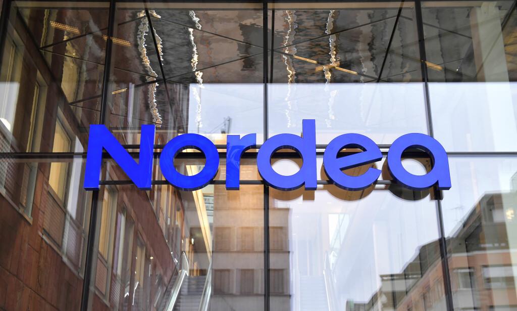 OPPKJØP: Nordea Norge kjøper Gjensidige bank. Foto: Jessica Gow/TT / NTB scanpix
