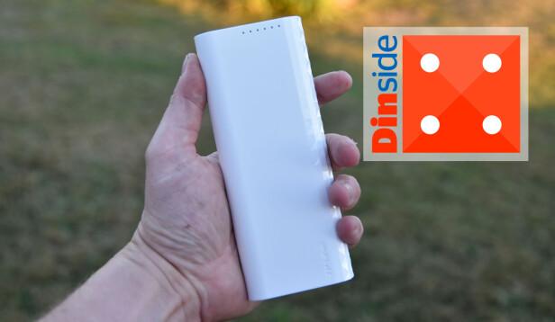 Vinneren kan lade en iPhone åtte ganger