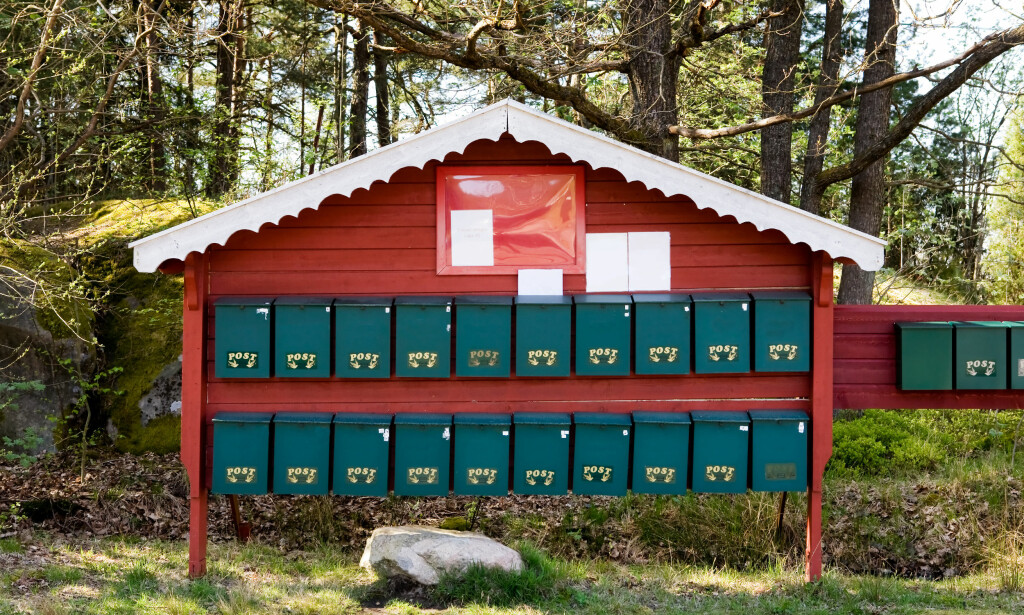 NYTT POSTNUMMER? 10.000 husstander får nytt postnummer eller poststedsnavn 1. oktober. De største endringene skjer i Østfold. Foto: Shutterstock/NTB scanpix