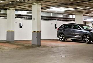 Norges dyreste parkeringsplass: Koster én million kroner