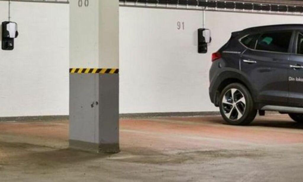 image: Norges dyreste parkeringsplass: Koster én million kroner
