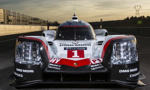 image: Porsche med sensasjonell rekord - etter 35 år