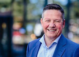 Sven Fossum, kommunikajonsdirektør i Manpower.