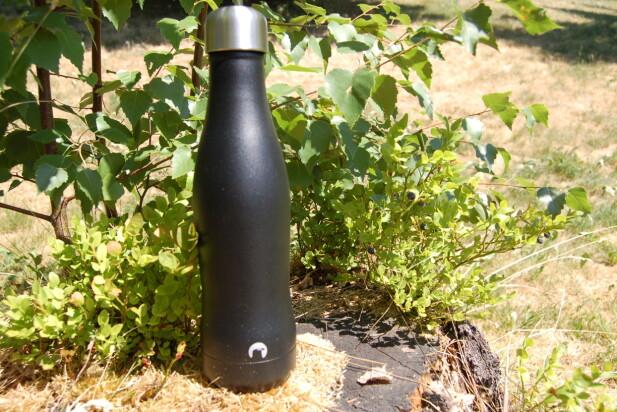 IKKE ANBEFALT: Curve Bottle fra Eagle Products. Foto: Christina Honningsvåg