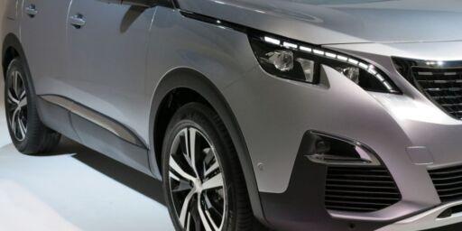 image: Undersøkelse avslører hvilke biler som er tyvenes favoritter