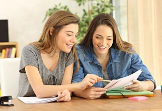 Du kan ha rett til stipend når du går på videregående skole, men du må søke