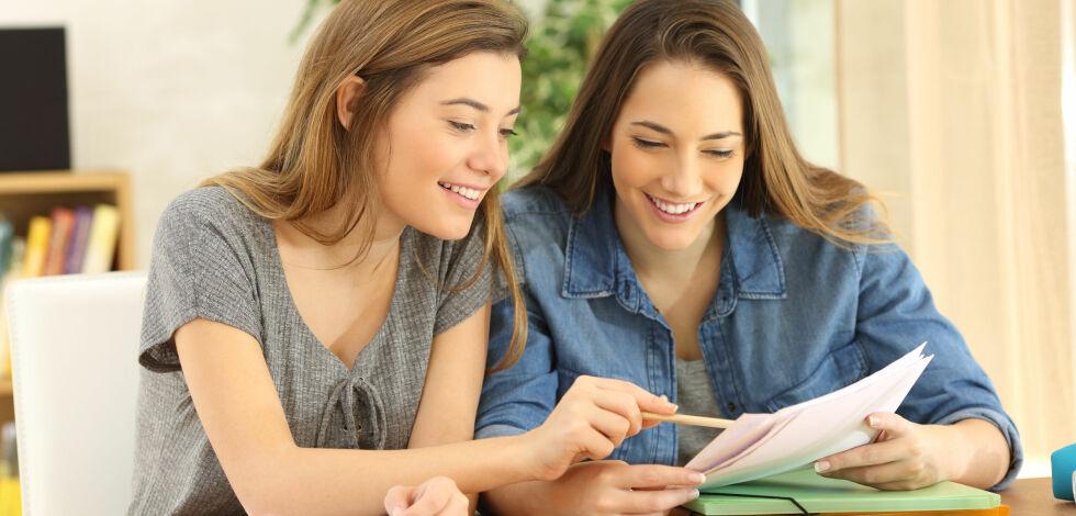 image: Du kan ha rett til stipend når du går på videregående skole, men du må søke