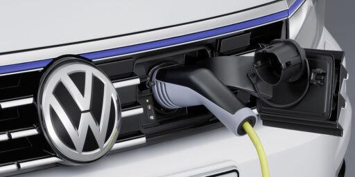 image: Stopp for to populære biler fra Volkswagen