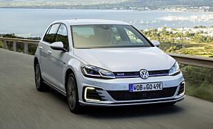 SLUTT: Nå stoppes produksjonen og bilene kommer ikke tilbake før «en gang neste år». Foto VW