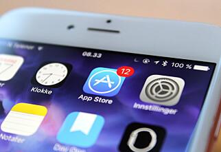 Angre på et kjøp i App Store?