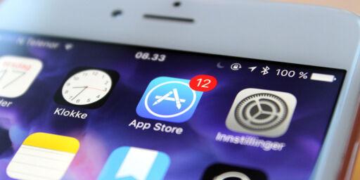 image: Angre på et kjøp i App Store?
