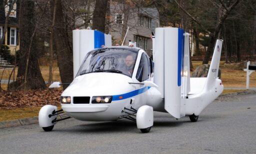 image: Nå kan du reservere flybil til 80.000 kroner